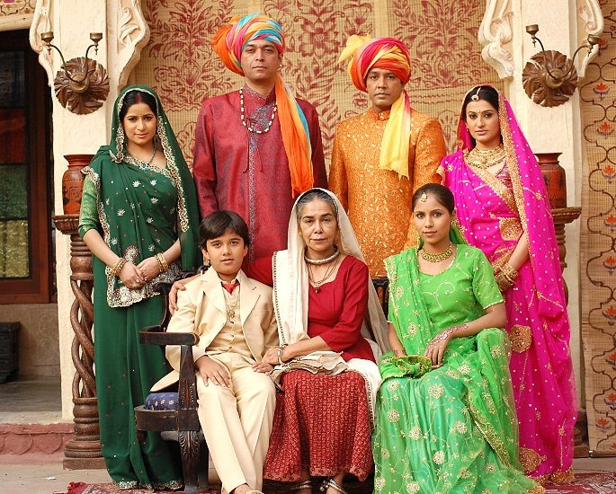 20 Best Indian dramas of All Time - Balika Vadhu