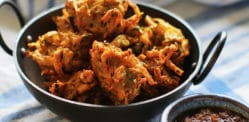 5 Tasty Pakora Recipes to Make at Home