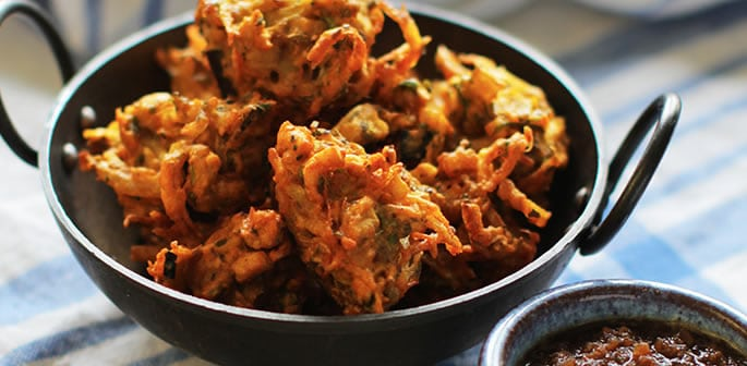 5 Tasty Pakora Recipes to Make at Home f