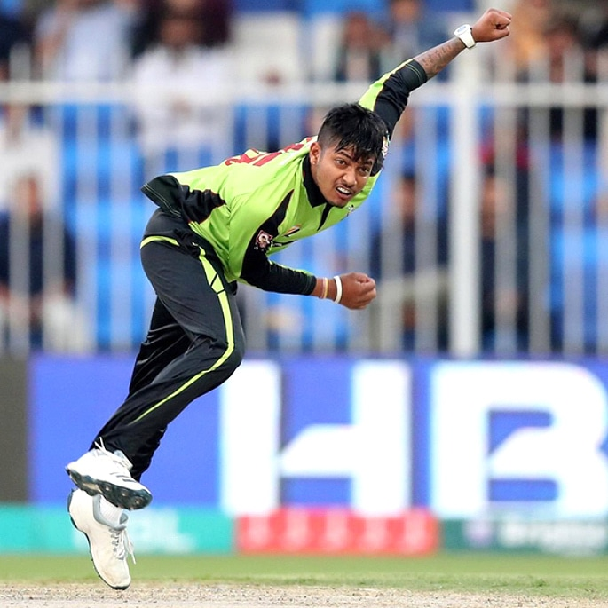 5 Young PSL players shining in Season 4 - Sandeep Lamichhane