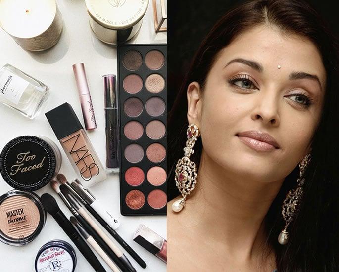 7 Beauty Secrets of Aishwarya Rai Bachchan - makeup