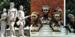 8 Sculptures that are Popular in Bangladesh