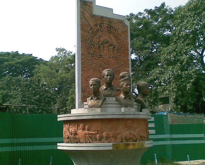 7 Sculptures that are Popular in Bangladesh - moder