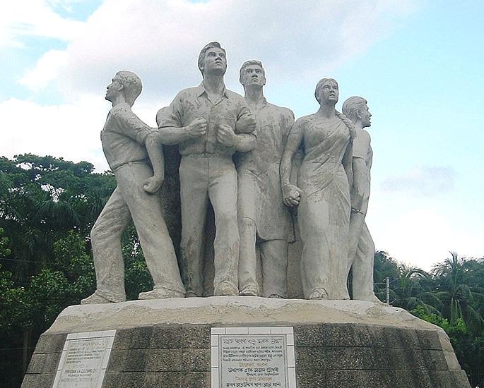 7 Sculptures that are Popular in Bangladesh - raju