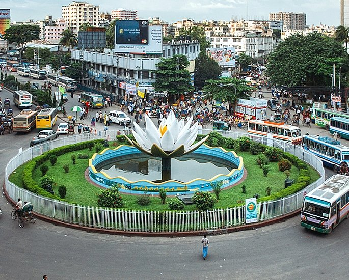 7 Sculptures that are Popular in Bangladesh - shapla