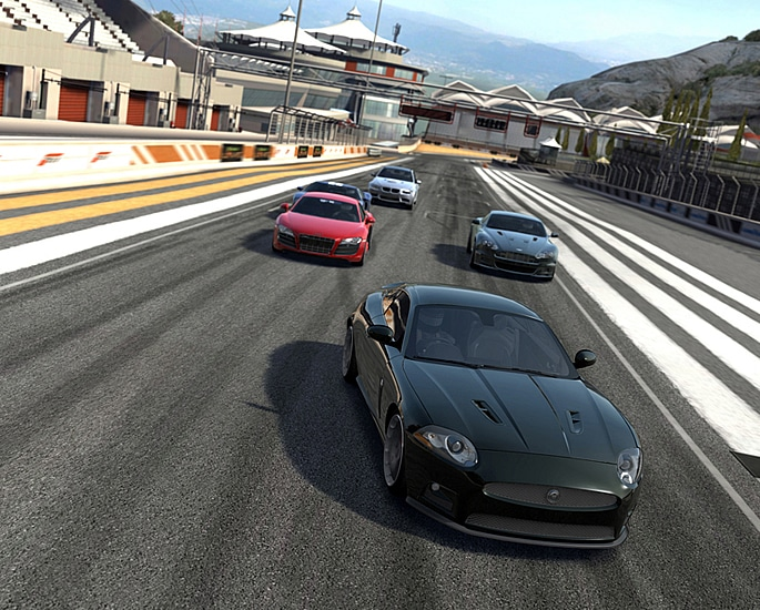 7 Top Racing Games enjoyed by Players - forza