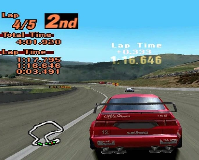 7 Top Racing Games enjoyed by Players - gran turismo
