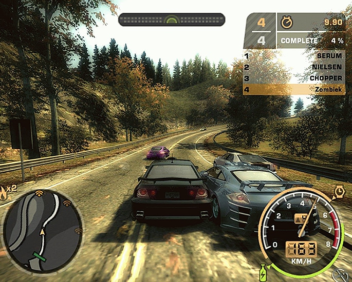 7 Top Racing Games enjoyed by Players - most wanted