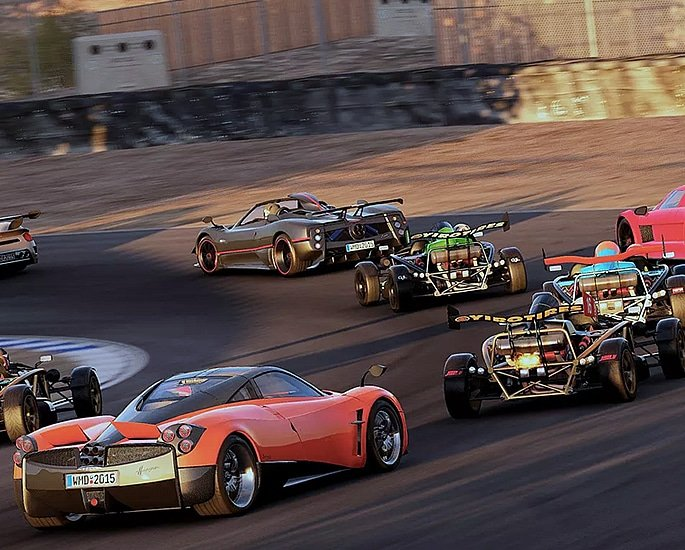 7 Top Racing Games enjoyed by Players - project cars