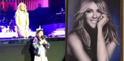 7-Year-Old US Indian Girl sings 'Surrender' to Celine Dion