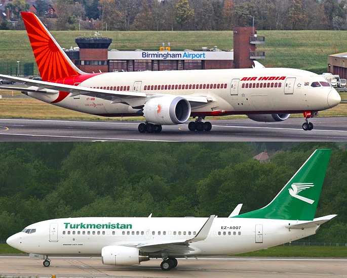 Air India Suspends Delhi and Amritsar Flights to Birmingham - IA 1
