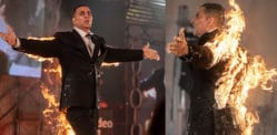 Akshay Kumar is 'Fired Up' about Prime Video 'THE END'