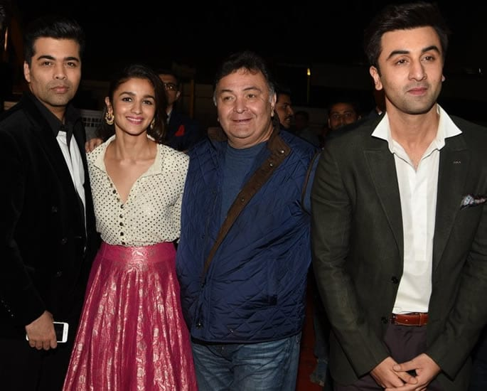 Alia and Ranbir Wedding Date to be Set in April - Rishi
