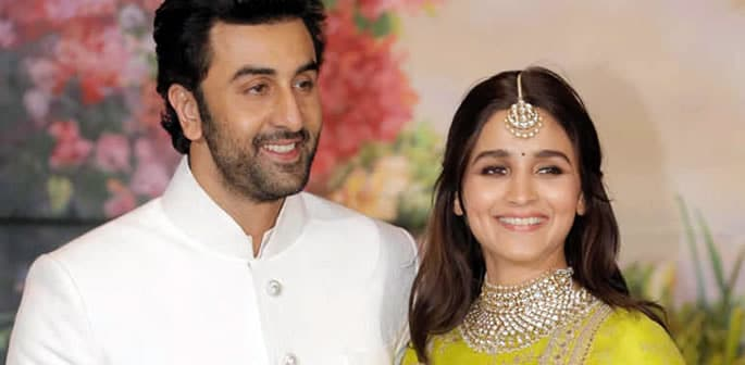 Alia and Ranbir Wedding Date to be Set in April - ft