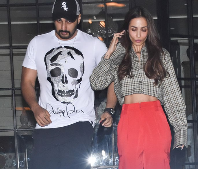 Arjun Kapoor opens up about Dating Malaika Arora
