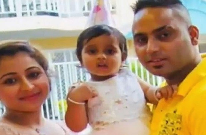 Australian Indian charged with Murder of Pregnant Wife in India 2