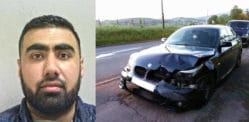 BMW Driver jailed for Severing Man's Leg in 'Family Feud'
