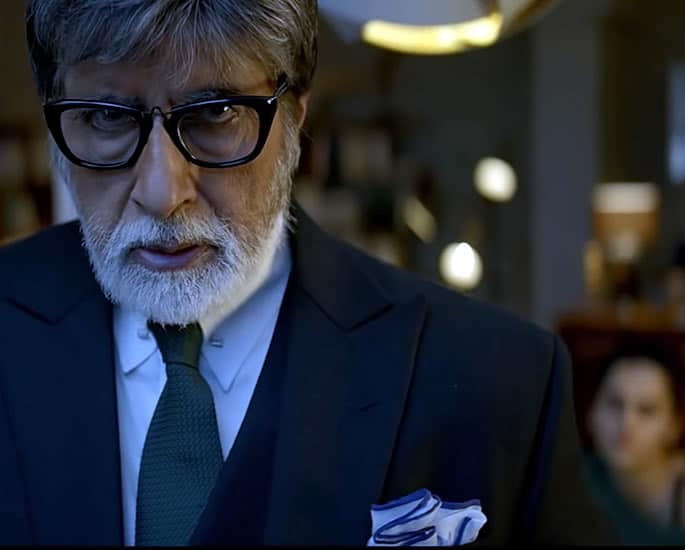Badla - A Spellbinding Thriller with Amitabh and Tapsee - ab