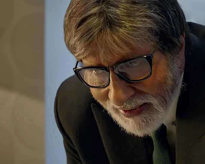 Badla - A Spellbinding Thriller with Amitabh and Tapsee - amitabh