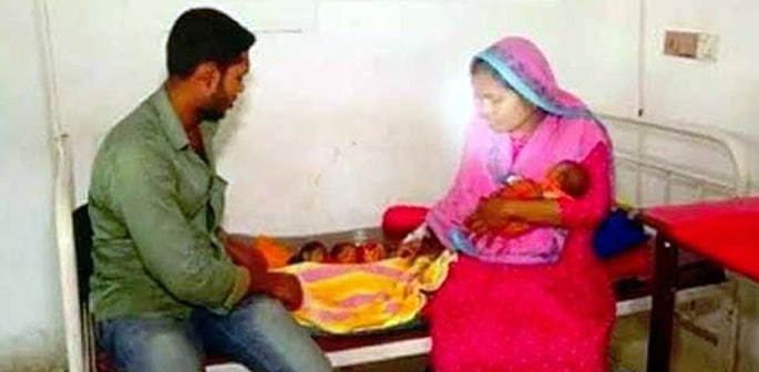 Bangladeshi Mother has Twins after One Month of Having Baby f