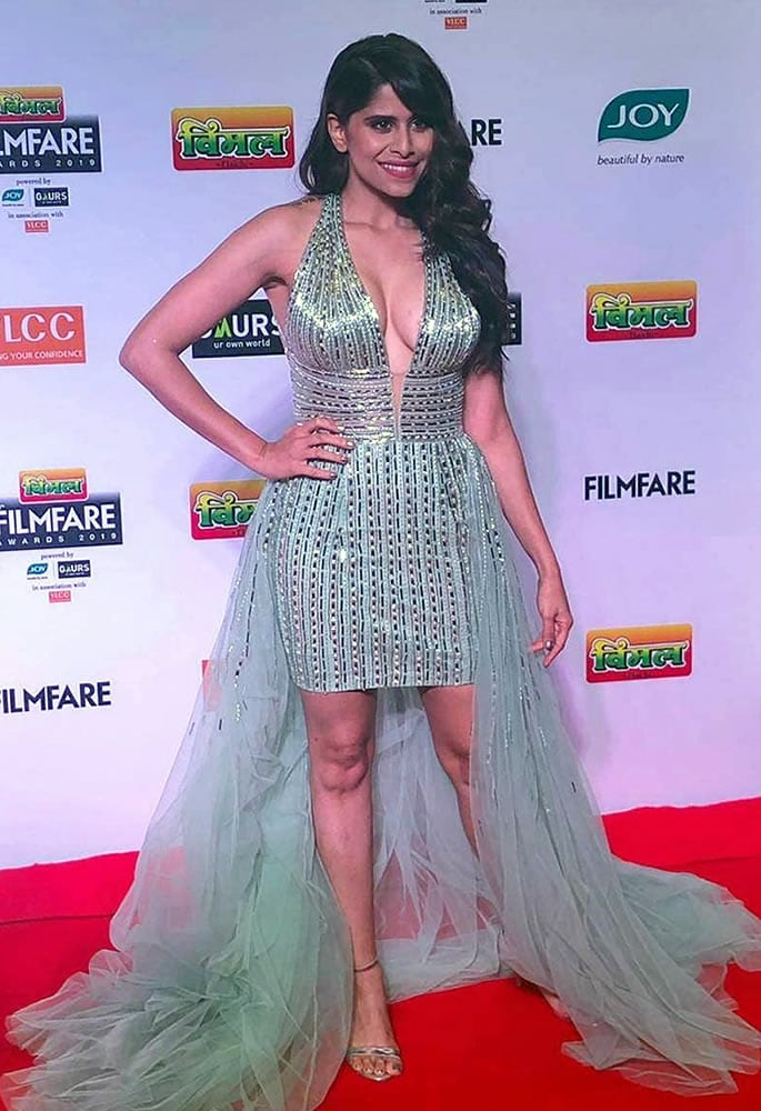Best-Dressed-Filmfare 2019 - Sai