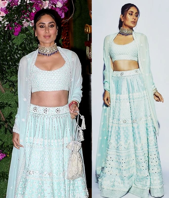 Best Dressed Stars at Akash Ambani-Shloka Mehta Wedding - kareena kapoor