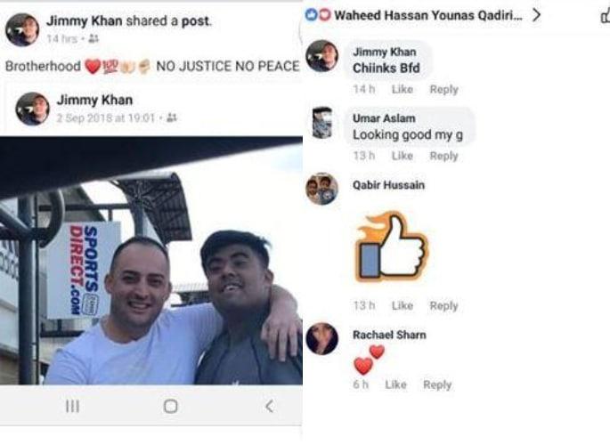 Rapist Parvaze Ahmed caught Updating Facebook in Jail