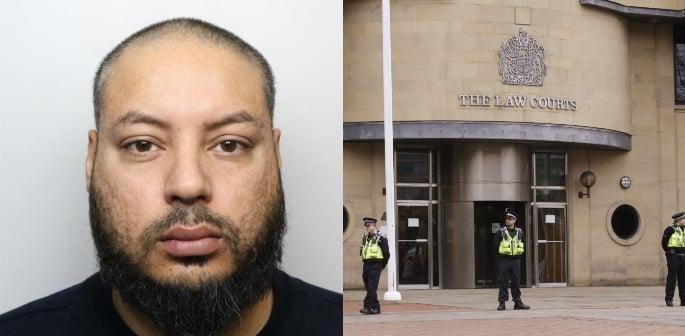Businessman Naser Mahmood jailed for Raping Girls f