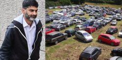 کرولی مین نے ایئرپورٹ کار پارکنگ گھوٹالہ سے '1 ملین m' بنایا