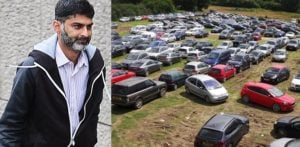 Crawley Man 'made £1m' from Airport Car Parking Scam f
