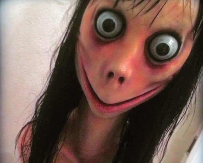 Dangers of the Momo Challenge 'Suicide Game' to Kids - face