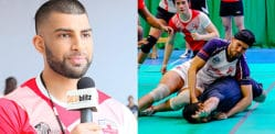 Team England - Men's World Cup Kabaddi 2019