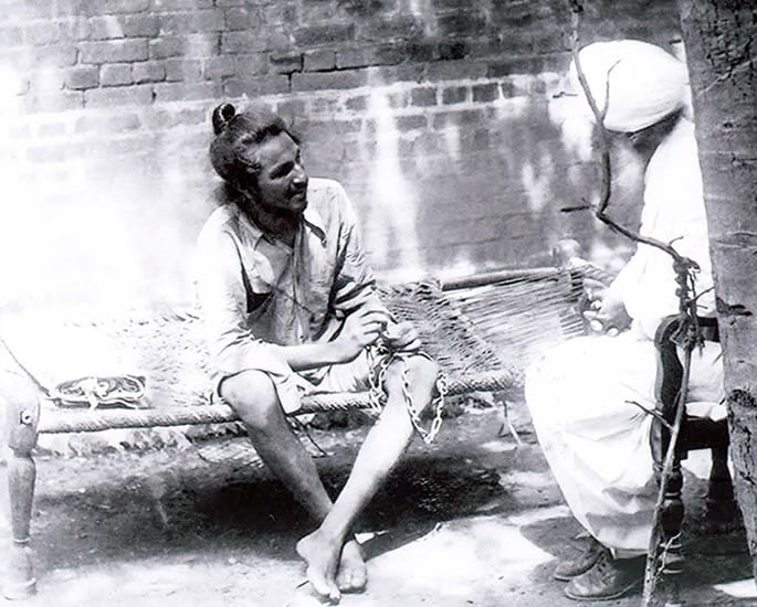 Home of Shaheed Bhagat Singh in Pakistan to be Restored - in jail