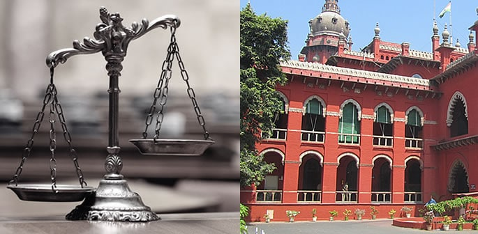 Indian Husband tried to Stab Wife inside Court