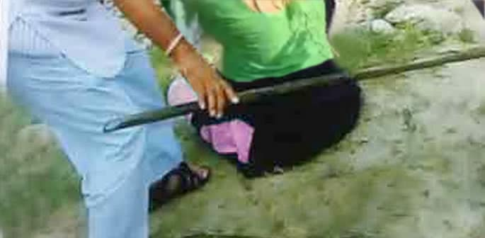Indian Wife Beaten with a Rod and Hospitalised over Dowry f