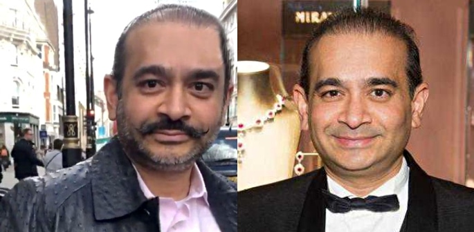 India's Most Wanted Nirav Modi living in London f