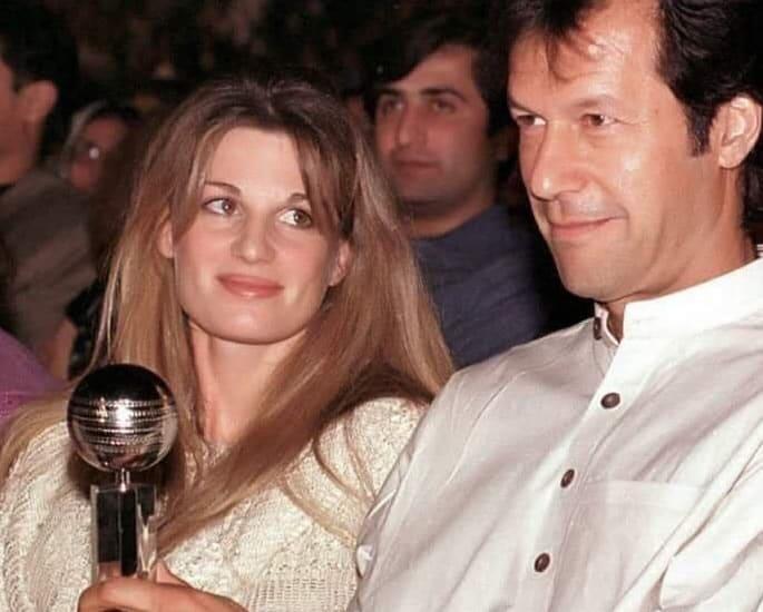 Jemima Goldsmith always asked Do you still love Imran Khan- couple