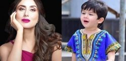 Kareena Kapoor replies to Troll saying 'Taimur is Starving'