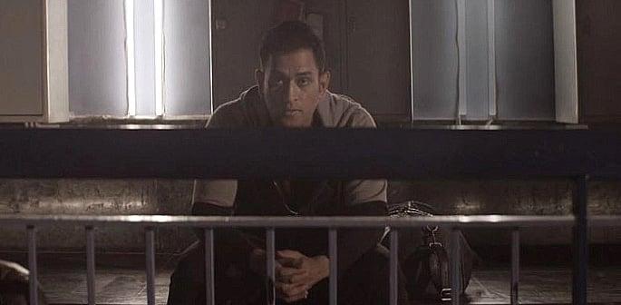 MS Dhoni heads Trailer for Docu-Drama 'Roar of the Lion' f