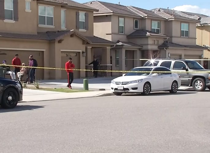 Man commits 'Suicide' after Police found Grandson Buried - House