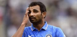 Mohammed Shami in Trouble ahead of 2019 Cricket World Cup