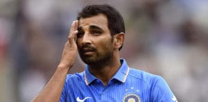 Mohammed Shami in Trouble ahead of Cricket World Cup - F
