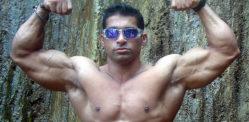 Mr India in Custody for 'Morphing' Semi-Nude Photo of Wife