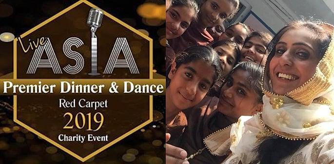 Narinder Kaur talks Live Asia 2019 Charity Music Event