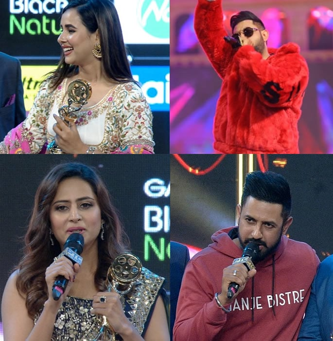 PTC Punjabi Film Awards Winners 2019 - performers