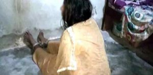 Pakistani Wife Chained and Tortured by Husband is Rescued f