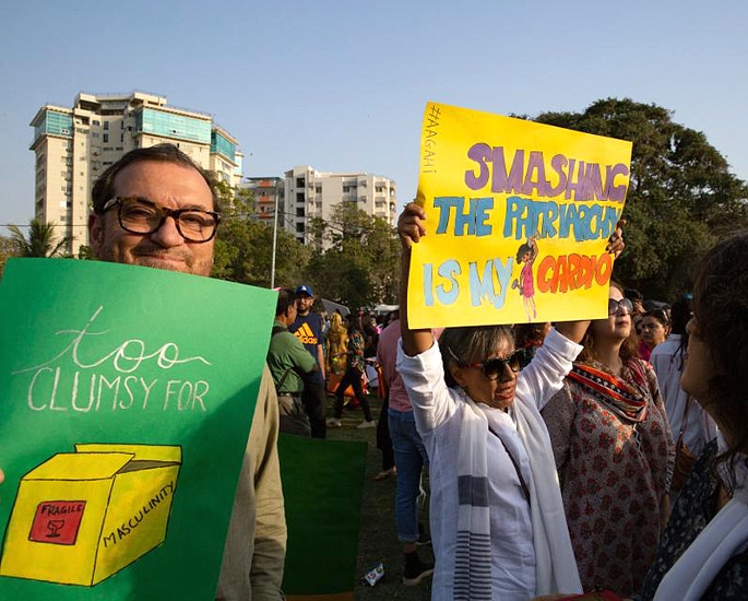 Pakistani Women's 'Aurat' March and it's Impact - IA 2jpg