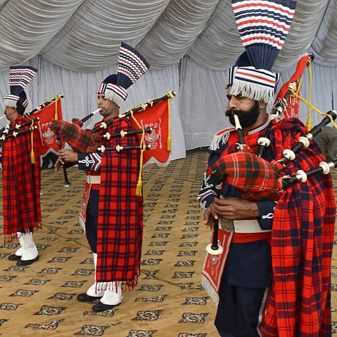 Pakistan's Sialkot the Maker of Bagpipes - IA 4