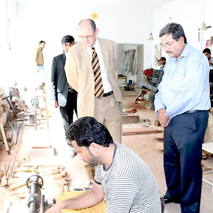 Pakistan's Sialkot the Maker of Bagpipes - IA 5
