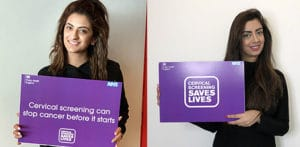 Public Health England Launches National Cervical Screening Campaign f